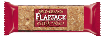 Flapjack Apple Cinnamon
